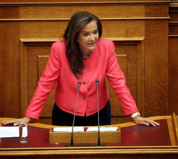 Ντόρα Μπακογιάννη: Η Ελλάδα έθεσε τα θεμέλια μιας αμυντικά ανεξάρτητης Ευρώπης